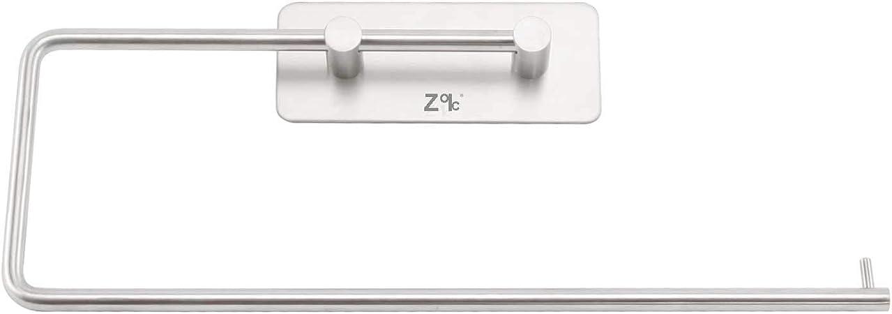Amazon.com: Zoic - Portarrollos de papel higiénico adhesivo ...