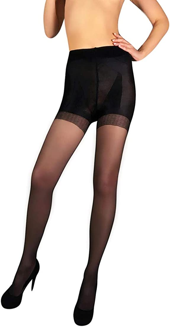 Spanx Shapers Slimming Lifting High Rise Spanx 140 den Hosiery