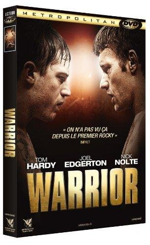 Warrior by Tom Hardy