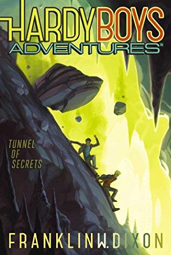 - Tunnel of Secrets (Hardy Boys Adventures Book 10)