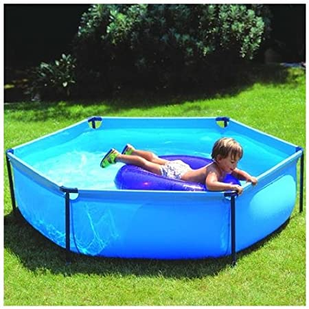 Piscina gre jet pool junior 1,60 x 1,60 x 0,40 m Y28: Amazon.es ...