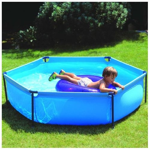 Piscina gre jet pool junior 1,60 x 1,60 x 0,40 m Y28: Amazon ...