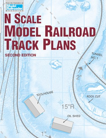 Used, N Scale Model Railroad Track Plans for sale  Delivered anywhere in USA