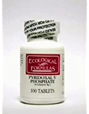 Ecological Formulas, Pyridoxal 5-Phosphate 20 mg 100 tabs
