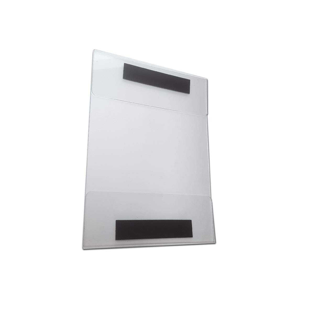 T'z Tagz Strong Magnetic Universal Acrylic Photo Picture Frames 5x7 Vertical or 7x5 Horizontal Applications (12)