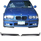 Front Lip Splitters Compatible With 1992-1998 BMW