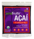 Amafruits Acai Traditional Mix with Guarana Smoothie Packs offers