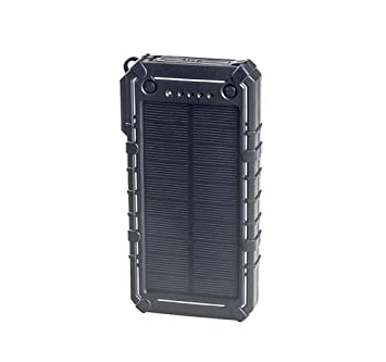 WXMJ Energía Solar móvil teléfono móvil Tesoro de Carga ...