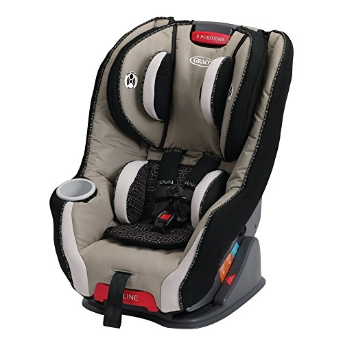 Graco Size4Me 65 Convertible Car Seat, Pierce