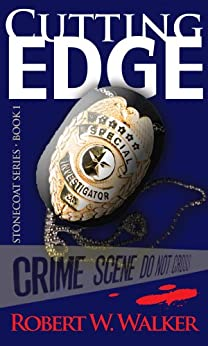 Cutting Edge (Edge Series / Cherokee Justice Book 1) by [Walker, Robert W.]