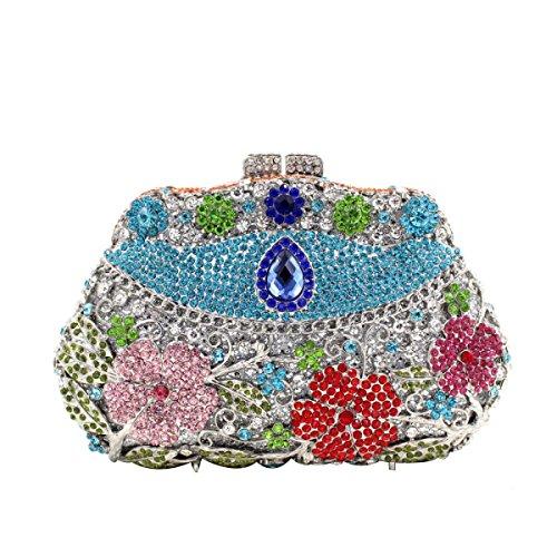 Sac Pour Luxe Soirée Diamant De Main En Sac Femmes Diamant En à A De g1gxTYw