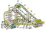 K'NEX Thrill Rides Son of Serpent Coaster, Baby & Kids Zone