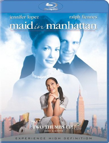 Blu-ray : Maid In Manhattan (, Dubbed, Widescreen, AC-3, Dolby)