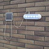 FidgetFidget Light LED Lamp Solar Lights White