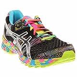 ASICS Women's GEL-Noosa Tri 8 Running Shoe,Black/Onyx/Confetti,8.5 M US