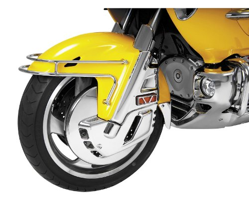 Show Chrome Front Rotor Covers for Honda GL1800 01-10