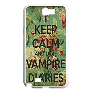The Vampire Diaries For Samsung Galaxy Note 2 N7100 Csae protection phone Case FX257817