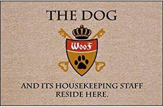 product image for High Cotton Dog and Housekeeping Staff Doormat