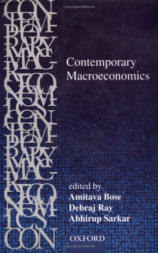 Contemporary Macroeconomics