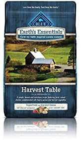 BLUE Earth's Essentials Harvest Table Chicken & Quinoa, 22 lb