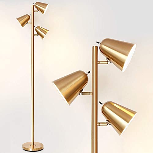 HAITRAL Adjustable Floor Lamp