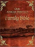 KJV Our African Heritage Family Bible, , 052912047X