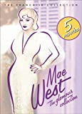 Mae West - The Glamour Collection (Go West Young Man/ Goin' To Town/ I'm No Angel/ My Little Chickadee/ Night After Night)