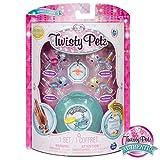 Twisty Petz – Babies 4-Pack Pandas and Puppies Collectible Bracelet Set for Kids