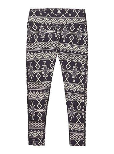 Burton Snow Gear - Burton Women's Expedition Pants, True Black Mojave, Large