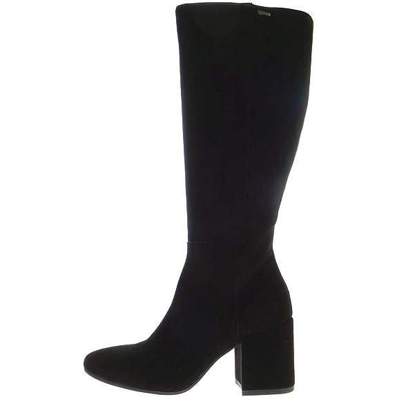 Amazon.com: IGI&CO 2195400 - Botas de piel alta para mujer ...