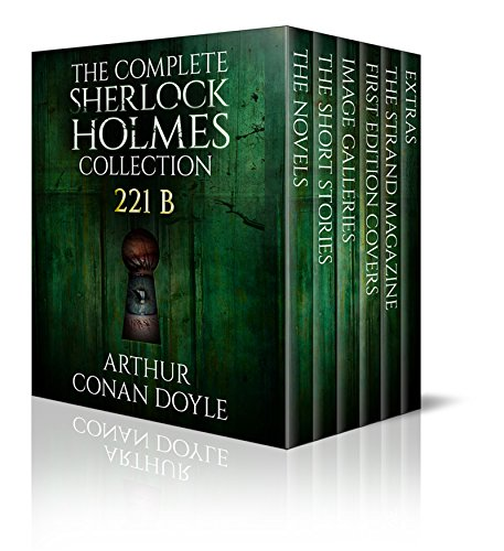 D0wnl0ad The Complete Sherlock Holmes Collection: 221B (Illustrated)<br />PPT
