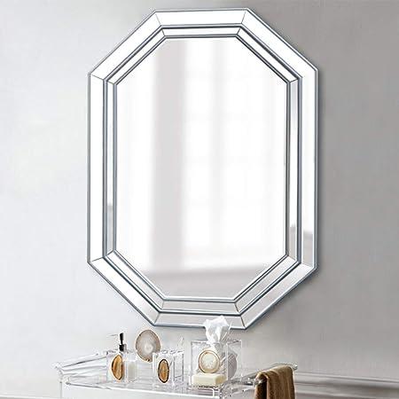 Jkad Miroir Decoratif Mural Miroirs Decoratifs Pour Salon