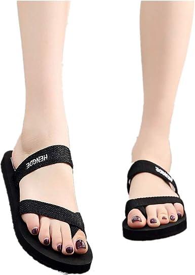 Women's Thong Sandals Foam Flip Flops