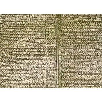Faller 170601 - Muro de adoquines [Importado de Alemania]: Amazon.es: Juguetes y juegos