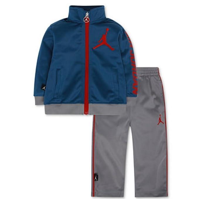 Nike Jordan Baby Boy Chándal para deportes chaqueta + pantalones ...