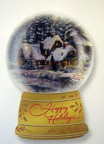 Hallmark Christmas Boxed Cards Thomas Kinkade