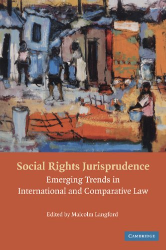 Download Social Rights Jurisprudence: Emerging Trends in International and Comparative Law Pdf