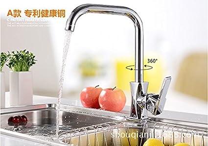 ZHFC- -oggetti di cucina affonda, rubinetti, caldo e freddo,b ...