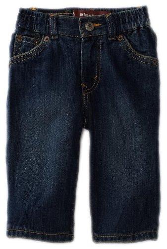 Levi's Baby-boys Newborn 526 Loose Straight Jean