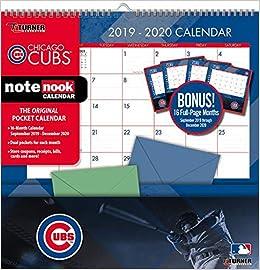 Chicago Calendar 2020 Chicago Cubs 2020 Calendar: Inc. Lang Companies: 0841622137862