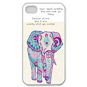 Popular Elephant New Style Durable Iphone 6 plus 5.5 Case Hard iPhone Cover Case