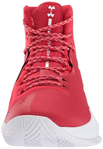 Red 4 Men's 605 Basketball Team Under Shoe Red Drive Armour w1qOHx7p