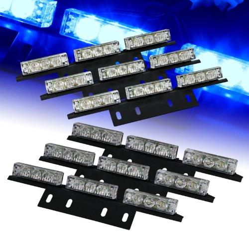 54-bright-blue-led-law-enforcement-flash-strobe-lights-bar-for-windshield-dash-deck-grille