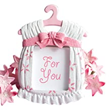 96PC FC8154 Cute Baby themed Photo Frame Favors Girl Wedding Baby Shower Favors