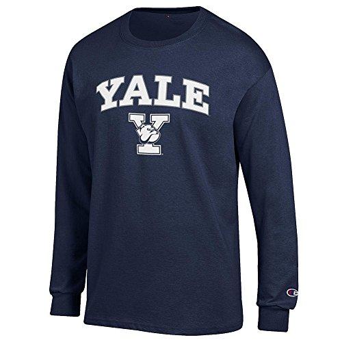 yale bulldogs t shirt - 2