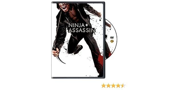 Ninja Assassin [Reino Unido] [DVD]: Amazon.es: Cine y Series TV