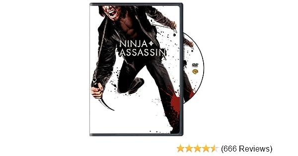Amazon.com: Ninja Assassin: Rain, Naomie Harris, James ...