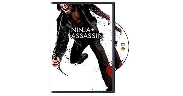Amazon.com: Ninja Assassin: Rain, Naomie Harris, James ...