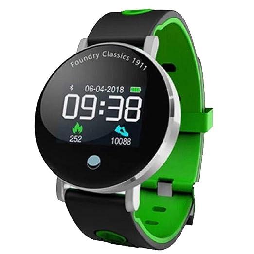 FUN+Smartwatch Rastreador De Ejercicios Reloj Inteligente ...