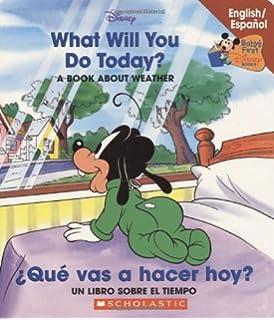 ¿Qué vas a hacer hoy?: What